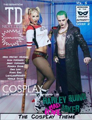 TDM Cosplay Vol.5 Elsa Forsvarg & Jimmy ForsvargCover2