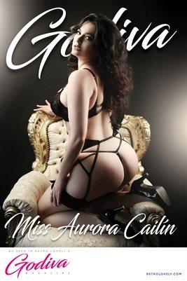 Godiva No.7 - Miss Aurora Cailín Cover Poster