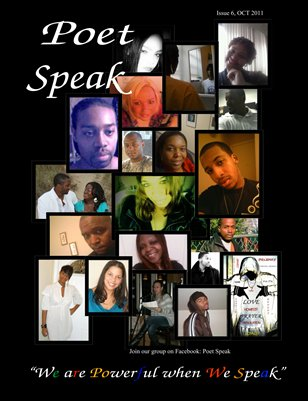 Poet Speak Magazine Issue 6