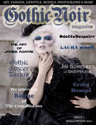 Gothic Noir Magazine Issue 1