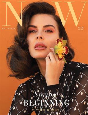 NOW Magazine March 2021 Vivien Rubin