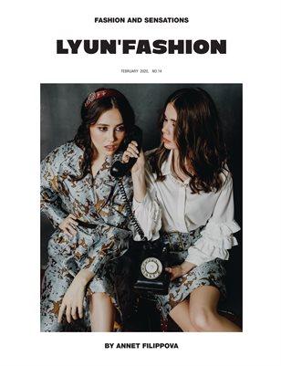 LYUN ISSUE No.14 (VOL No.7) C3