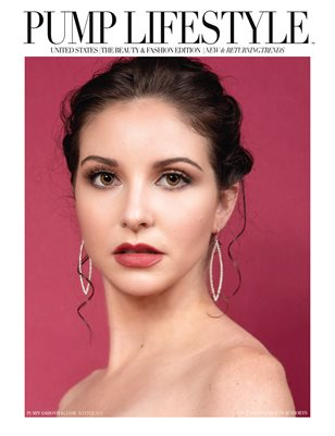 PUMP Magazine - Fashion & Beauty Couture - January 2019 - V4