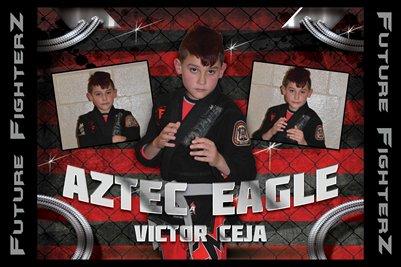 Victor Ceja 2015 Poster