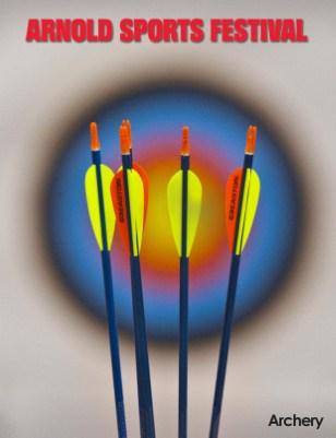 Arnold Sports Festival Archery