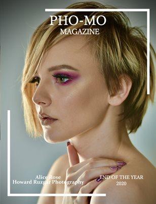 Pho-Mo Magazine End of Year 2020