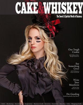 CAKE & WHISKEY FALL 2012 TEASER ISSUE