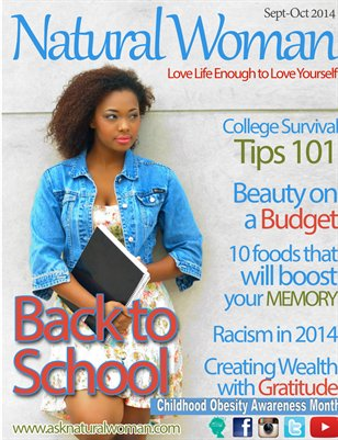 Natural Woman: Back to School