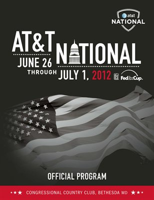 2012 AT&T National Official Program