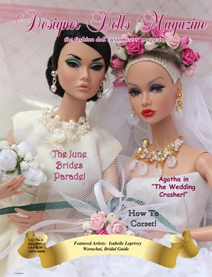 Designer Dolls Magazine - June 2015