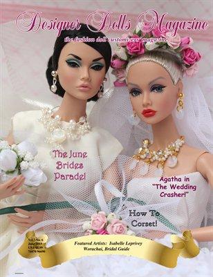 Designer Dolls Magazine - June 2015