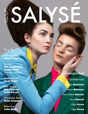 SALYSÉ Magazine | Vol 5 No 101 | OCTOBER 2019 |