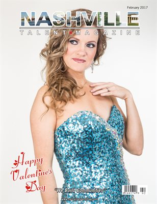 Nashville Talent Magazine February 2017 Edition
