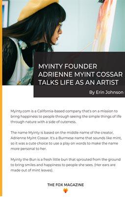 Myinty Article