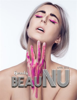 April 2016 Beauty Issue - Cover 1