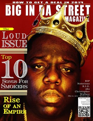 BIG IN DA STREET MAGAZINE Vol 2 Issue 9
