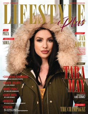 LIFESTYLE PLUS MAGAZINE SEPTEMBER 2019