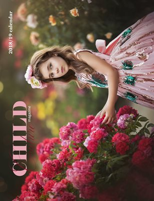 Child Couture magazine MidYear calendar 2018/19