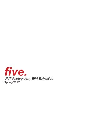 five. Exhibition Catalog