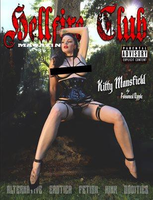 Hellfire Club No.1 - Kitty Mansfield Cover