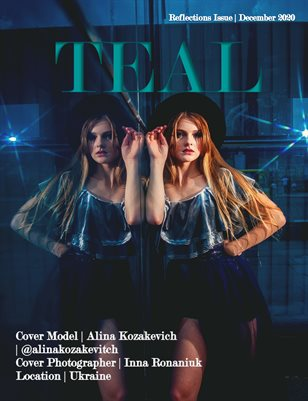Teal Magazine Reflections Issue