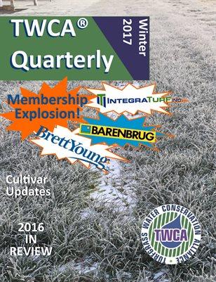 TWCA Quarterly Winter 2017