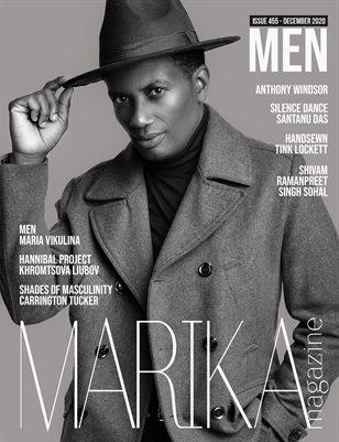 MARIKA MAGAZINE MEN (ISSUE 455 - DECEMBER)