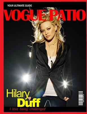Vogue Patio #4