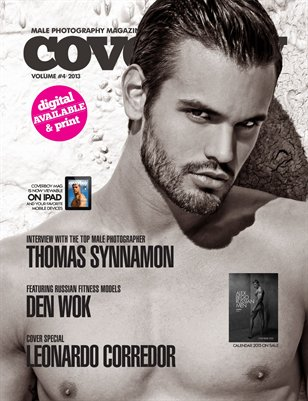 COVERBOY MAGAZINE ISSUE 4