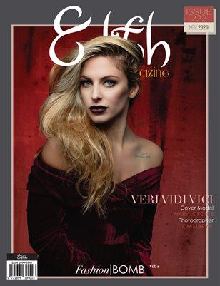 November 2020, Fashion Bomb, Issue 222
