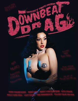 Downbeat Drag, Vol. 2, Issue 4