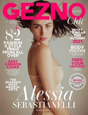 GEZNO Magazine August 2021 Issue #02