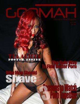 Goomah Magazine - Oct 2014 - Cover 1