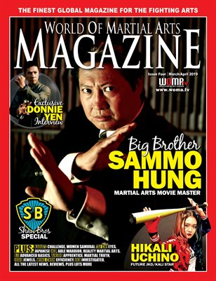 World of Martial Arts Magazine Mar / April