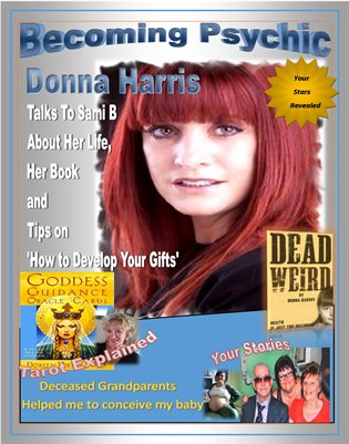 Becoming Psychic Magazine May Edition