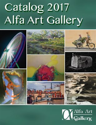 Alfa Art Gallery Catalog 2017