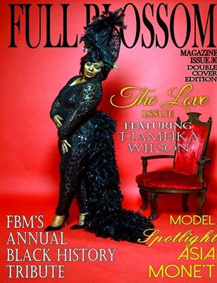 FBM Issue 30 Tjameika Cover
