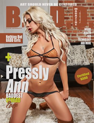 Issue 69 - Pressly Ann Cover