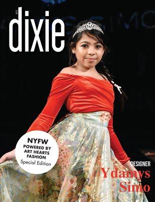 Dixie Magazine - Ydamys Simo NYFW Special Edition