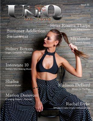 U'NiQ Magazine - Issue 33