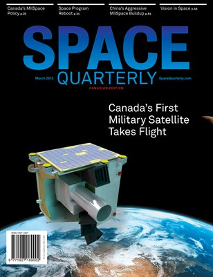 Space Quarterly - March 2013 (Canada Edition)
