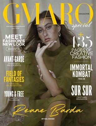 GMARO Magazine July 2020 Issue #16