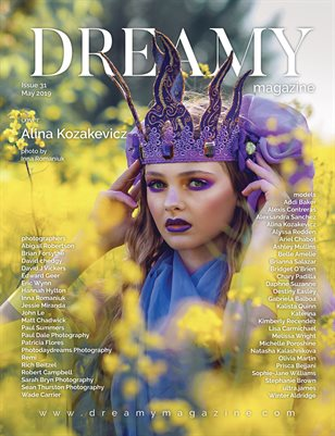 DREAMY Magazine | Issue 31