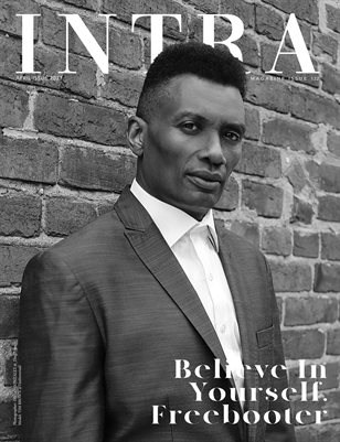 April | Issue 122 | Cover by Tim Brown