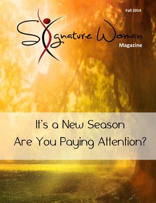 Signature Woman Magazine Fall 2014