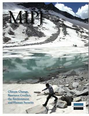 MIPJ 2014 - Climate Change, Resource Conflict, the Environment, and Human Security