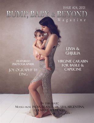 Bump, Baby & Beyond Magazine, Issue 24