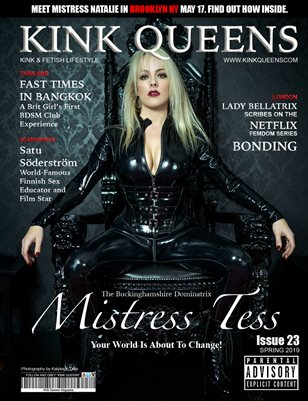 KINK QUEENS MAGAZINE | ISSUE 23 | SPRING 2019
