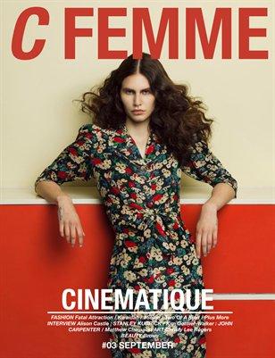 C FEMME #03 (COVER 5)