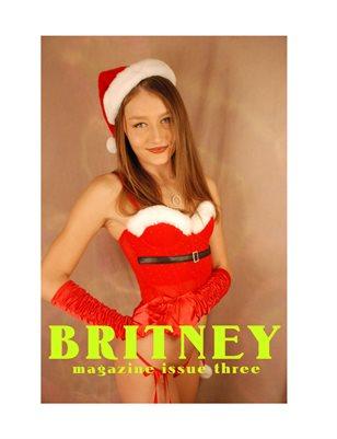 Britney Magazine Issue Three